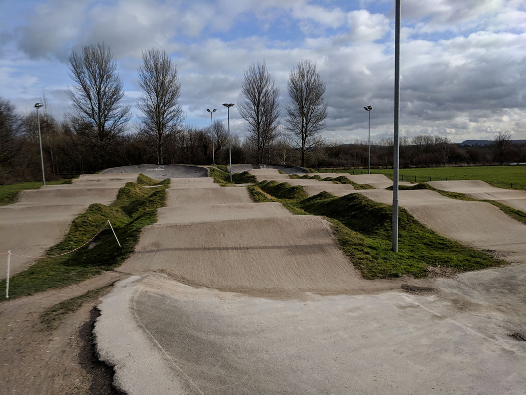 Preston Pirates bmx track